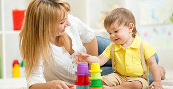 Mennyi közös játék kell a gyereknek?