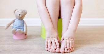 Így tanítsd meg a gyereket az önálló fenéktörlésre