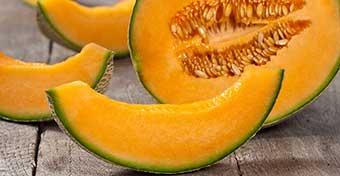 Sárgadinnye: vitamindúsabb, mint a görögdinnye