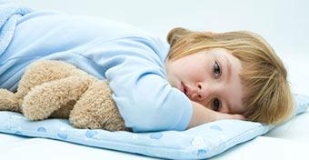 Négy étel, amitől jobban alszik a gyerek