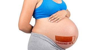 A szülés jelei