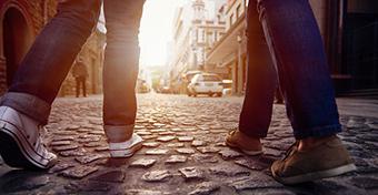 A séta vagy a futás a jobb?