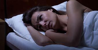 Az alvászavar ezt is jelezheti