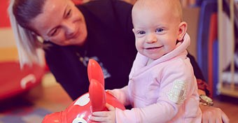 Gyógyító Játszóház: Gergő sikertörténete