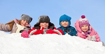 Mennyire kell óvni a gyereket télen?