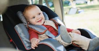 Ha a baba utálja az autóshordozót