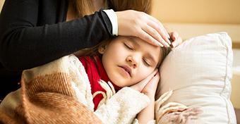 A kéz-láb-száj betegség tünetei