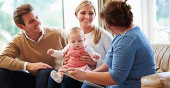 Már a féléves babáknál is fellelhetők az empátia jelei