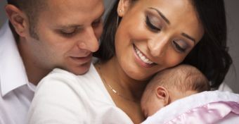Szülők szülés után