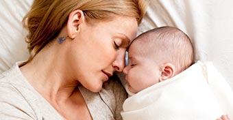Anyaság különböző életkorokban