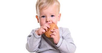 Gyerekbarát szendvics túróval