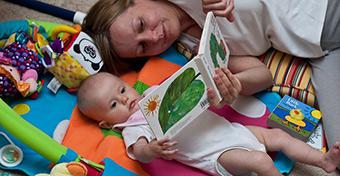 Mit olvassunk a legkisebbeknek?