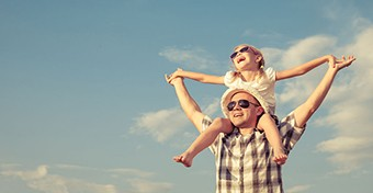 A gyerekek sokat nyernek az apás időből