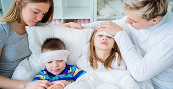 A múlt héten tetőzött az influenzajárvány