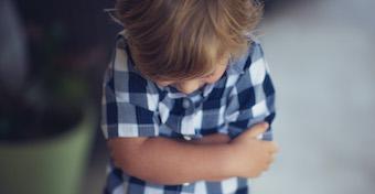 Milyen jelei vannak a stressznek a kisgyereknél?