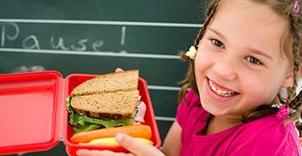 Okostányér: új táplálkozási ajánlás gyerekeknek