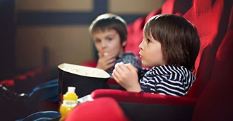 Ezt jó, ha tudod, ha moziba jársz a gyerekkel