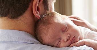 A szülés utáni első év: így alakul a baba kapcsolata az apával