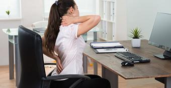 Akkor is van megoldás, ha a stressztől fáj a hátad