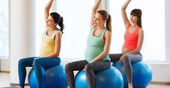 Mennyit kell sportolni terhesség alatt?