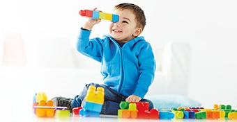 Építőjáték: mikor milyet vegyünk a gyereknek?