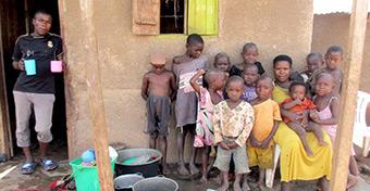44 gyereket szült és még csak 39 éves