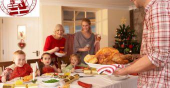 Kisgyerek az ünnepi asztalnál? - Kerüld el a káoszt!