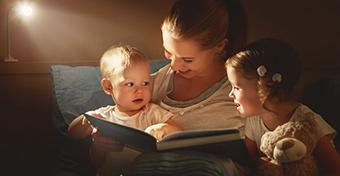 Így szerettesd meg a gyerekkel a könyveket
