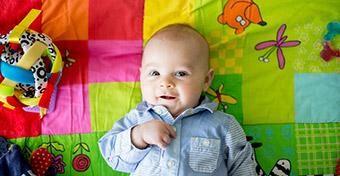 A baba fejlődése - A harmadik hónap történései