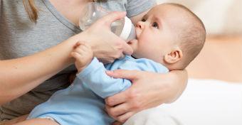 A kiszáradás jelei a babáknál