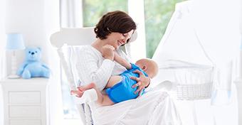 Az anyatejjel csökkenthető a csecsemőkori allergia esélye