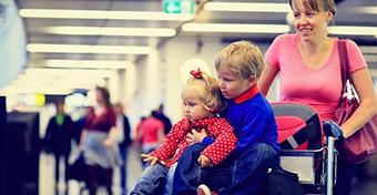 Ha a család külföldre megy