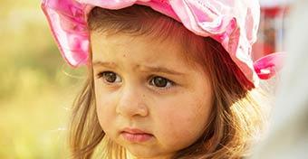 Egy hároméves ovikezdő kislány gondolatai