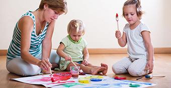 8 hiba, amit az ovis korú gyerekek nevelésében elkövetünk