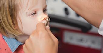 Orrmandula műtét, mandulafelezés gyermekkorban