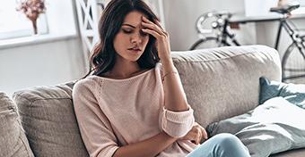 Így hat a stressz a hormonjainkra