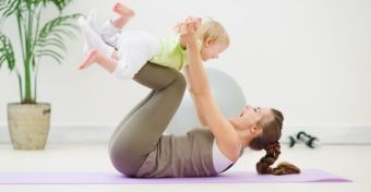 Hízás szülés után: a stressz a bűnös!