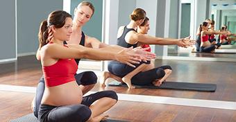 Hogyan őrizd meg a helyes tartást a terhesség alatt?