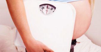 Ezért kell figyelni a súlyunkra terhesen