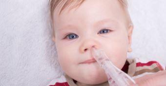 Szívni, vagy nem szívni? - Orvosi és anyai szemmel az orrszívásról
