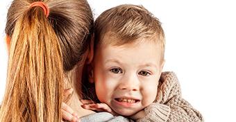 Szeparációs szorongás: miért ilyen anyás?