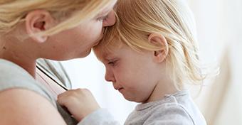 Affektív apnoe: mit tegyünk, ha nem vesz levegőt a gyerek?