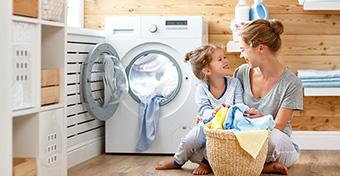 Mindig mosd ki az új ruhát, mielőtt a gyerekre adod!