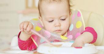 Tálalási tippek babáknak