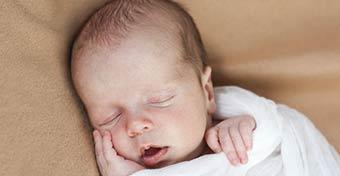 3 fantasztikus dolog, amire az újszülött babák képesek