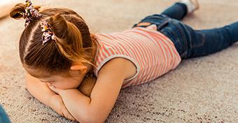 Így segíts a gyereknek, ha rossz napja volt!
