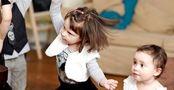 Ezért fontos a szabad mozgás, a tánc a gyereknek