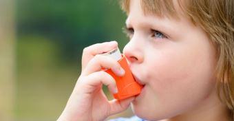 Nyálból is meg lehet állapítani, hogy a gyerek asztmás-e