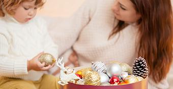 Karácsony: a díszek jöhetnek, a zenével még várj
