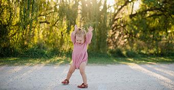 Mozgásfejlesztés tánccal - nincs is ennél egyszerűbb!